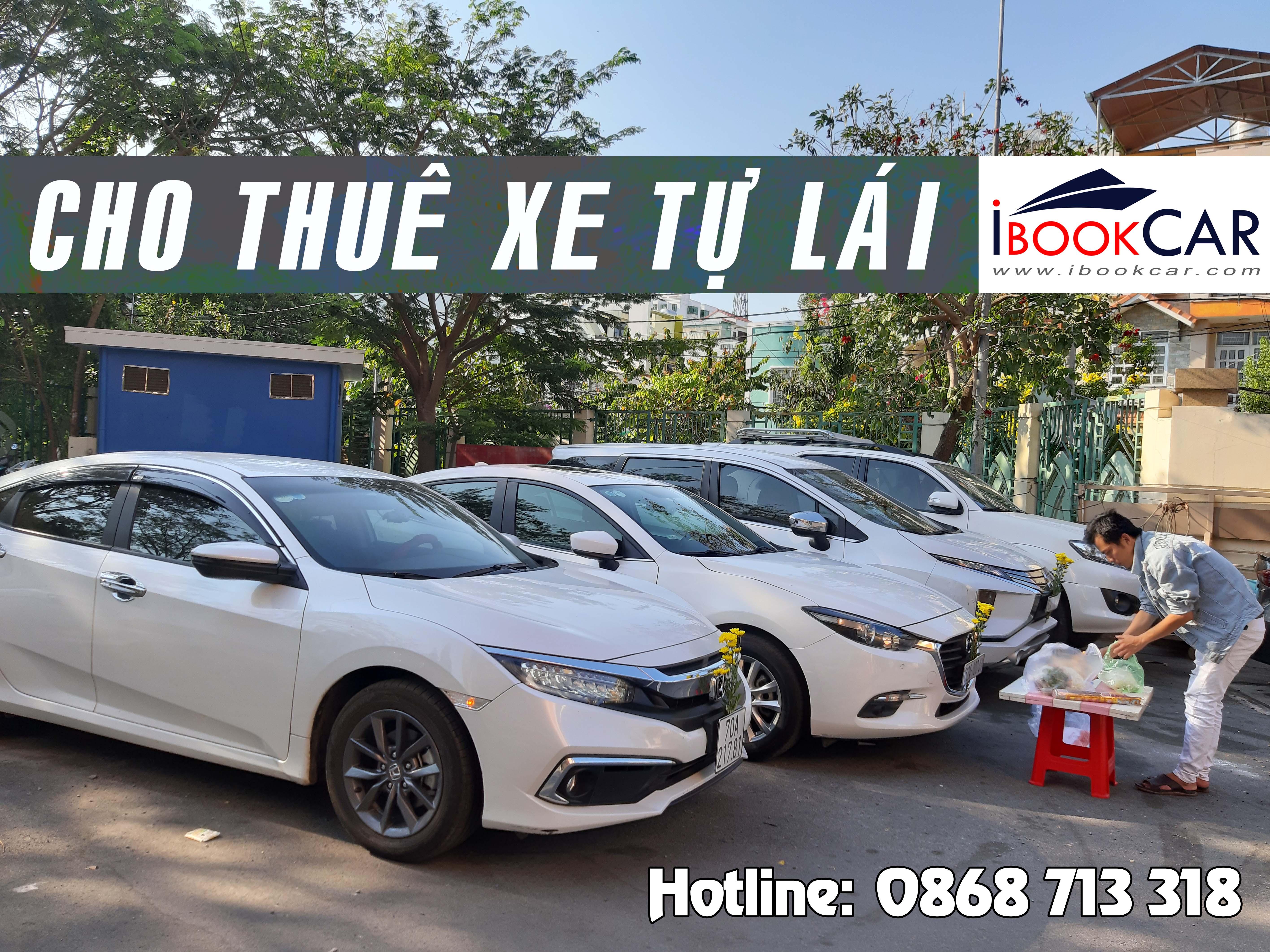 Dịch vụ cho thuê xe tự lái TP.HCM